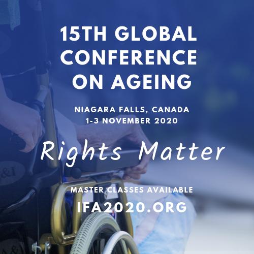 Frailty and Long-Term Care - IFA2020
